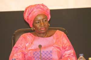 Contrairement aux allégations de Mimi Touré, le pré-rapport des auditeurs a été communiqué