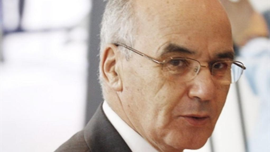 Youcef Yousfi, ministre algérien de l'Energie et des Mines, doit se rendre dans la région ce mercredi. AFP PHOTO / DIETER NAGL