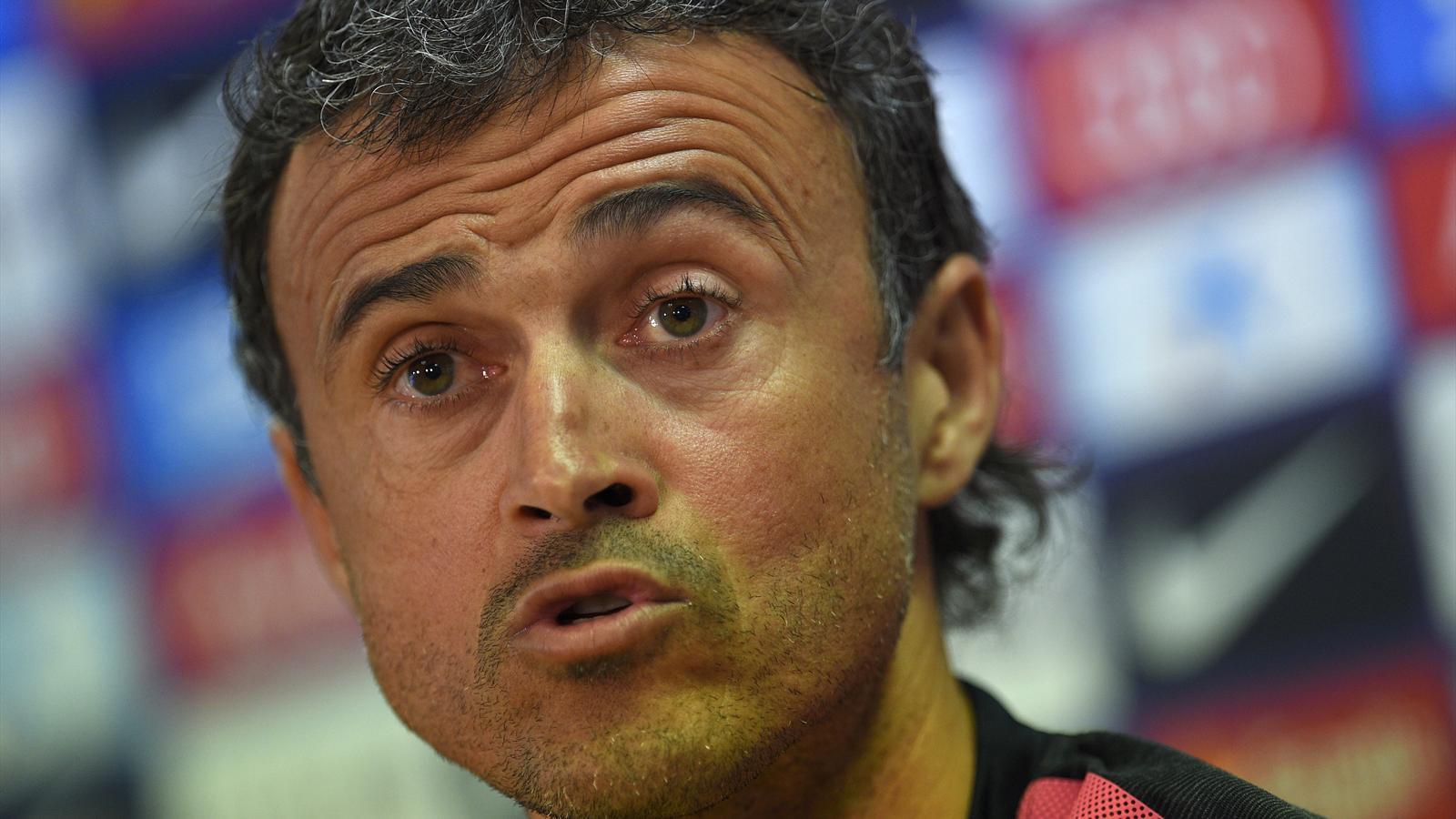 Barcelone : échec de Messi ? Victoire de Luis Enrique ?
