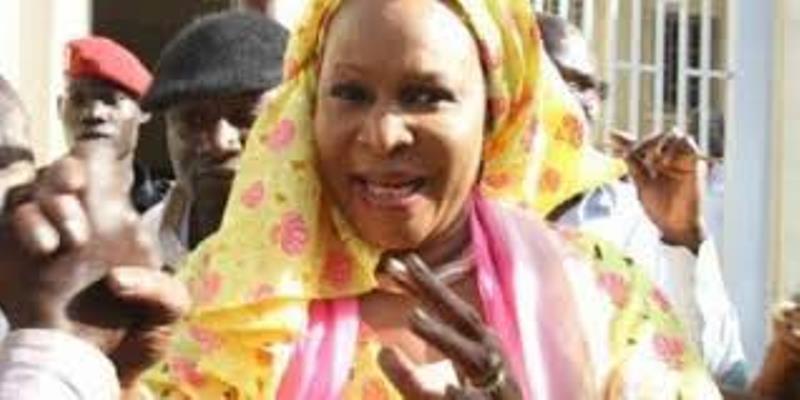 Victime d'un malaise, Aïda Ndiongue évacuée à l'hôpital