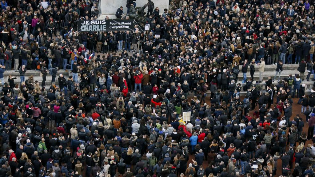 Près d'1,5 millions de personnes dans les villes et villages de France