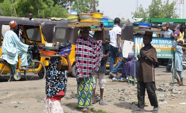 Une bombe fixée sur une fillette explose au Nigeria