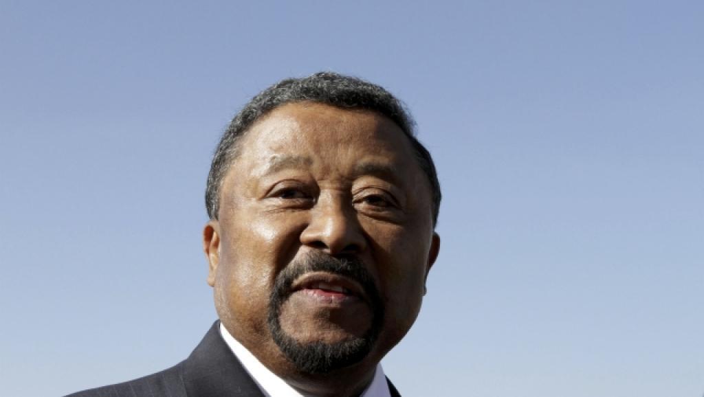 Jean Ping, opposant gabonais. REUTERS/Noor Khamis