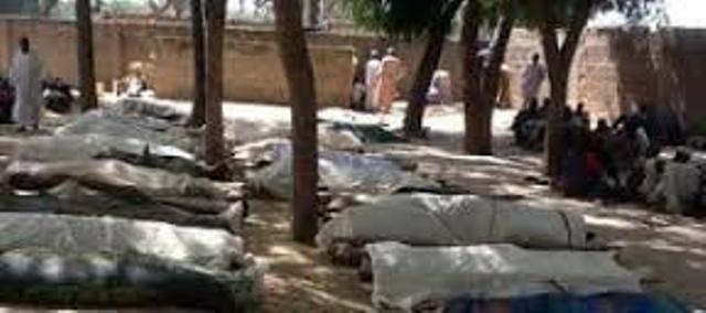 Nigeria : des images satellite sur l'attaque de Boko Haram contre Baga