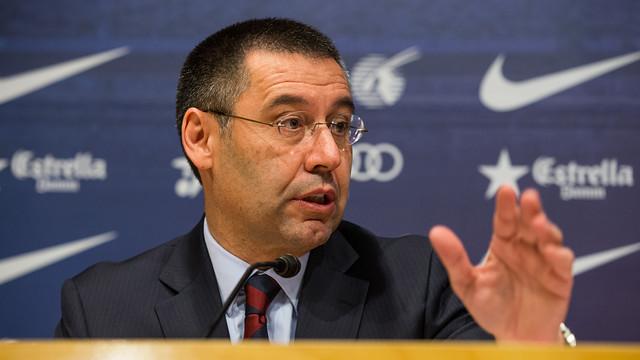 Barça : Bartomeu en veut à Blatter
