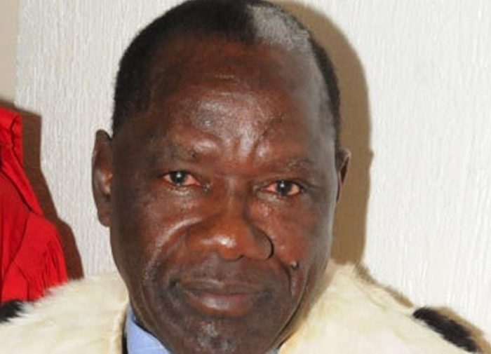 Décès de Cheikh Tidiane Diakhaté : le Conseil constitutionnel perd son président