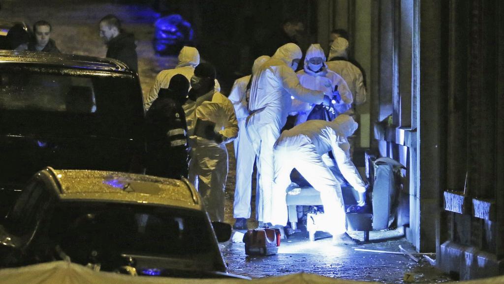 Belgique: fin de l'opération anti-terroriste après une nuit sous tension