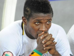 CAN 2015 - Ghana vs Senegal: Asamoah Gyan incertain