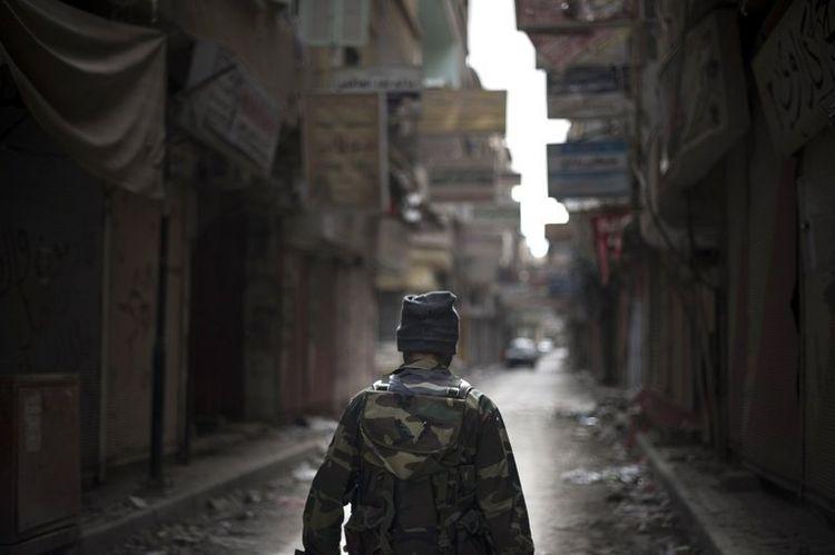Un Sénégalais identifié dans une vidéo au coeur du bastion syrien