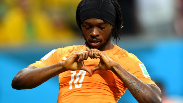 Can 2015 : les excuses de Gervinho après son expulsion !