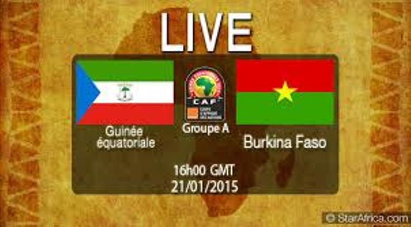 CAN 2015 Guinée Equatoriale 0-0 Burkina Faso: le vice-champion se complique la tâche