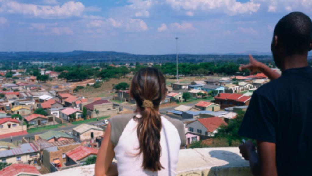Afrique du Sud: heurts et pillages à Soweto