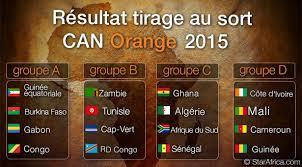 CAN 2015- Programme du jour (poule B)