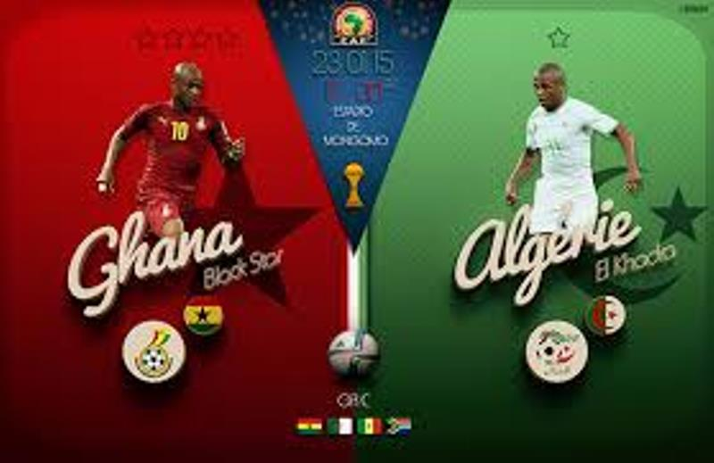 CAN 2015 Ghana 1-0 Algérie: Gyan marque et relance les Black Stars