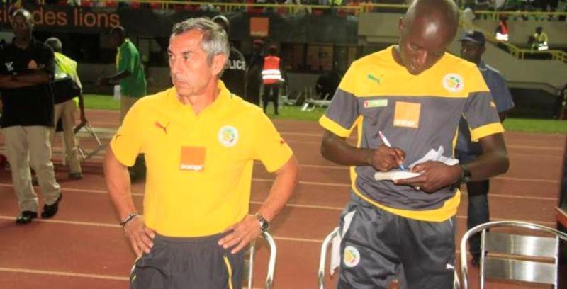 CAN 2015 Afrique du Sud 1-1 Sénégal: le changement perdant d'Alain Giresse