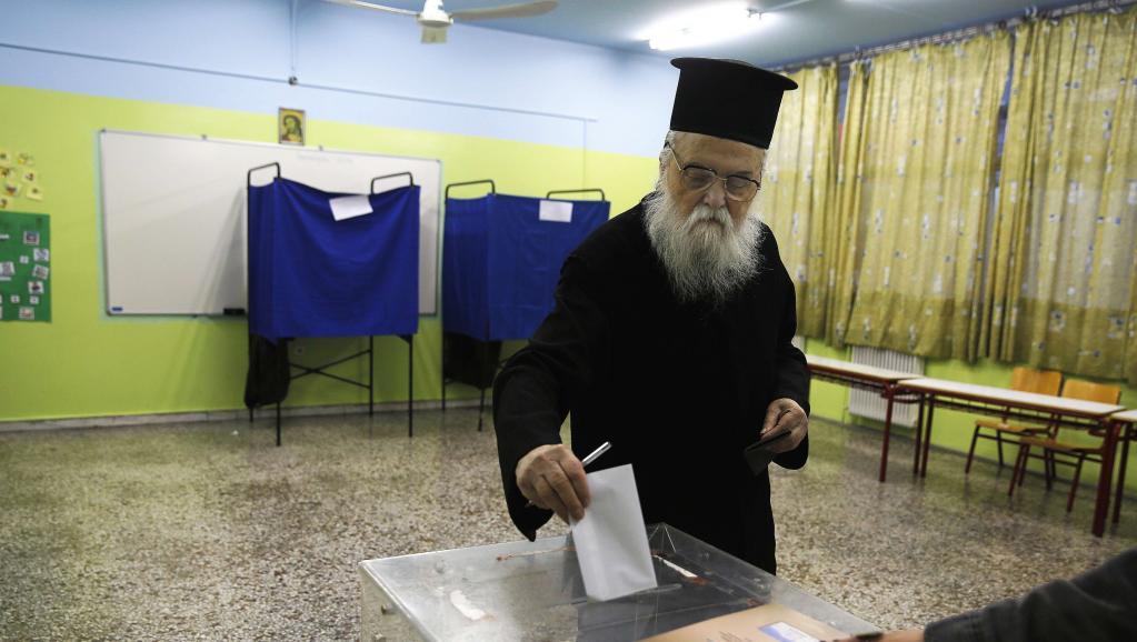 Grèce: un dimanche électoral historique