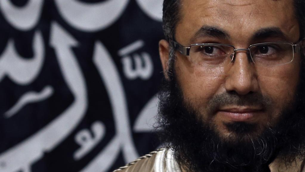 Mohammed al-Zahawi, le chef d'Ansar al-Charia en Libye avait été blessé lors des affrontrements à Benghazi en septembre 2014. Reuters/Esam Omran Al-Fetori