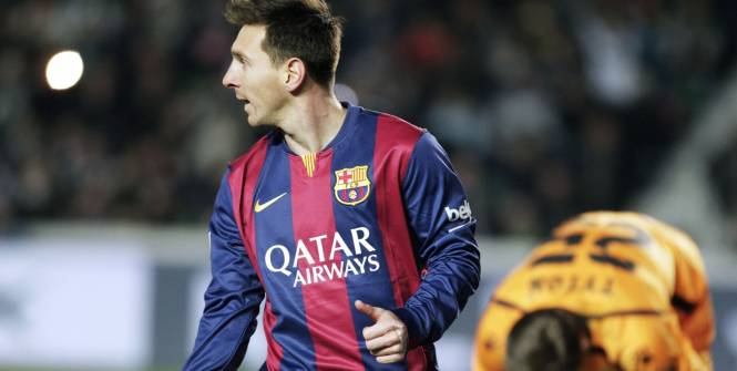 ESPAGNE 20E J. Le Barça corrige encore Elche