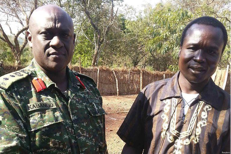 Dominic Ongwen a été arrêté en République centrafricaine le 3 janvier. Les autorités ougandaises s'étant engagées à ce qu'il soit jugé par la CPI, le commandant de la LRA est arrivé à la Haye la semaine dernière