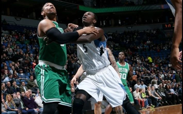 NBA : Minnesota domine Boston avec Gorgui Dieng en double-double