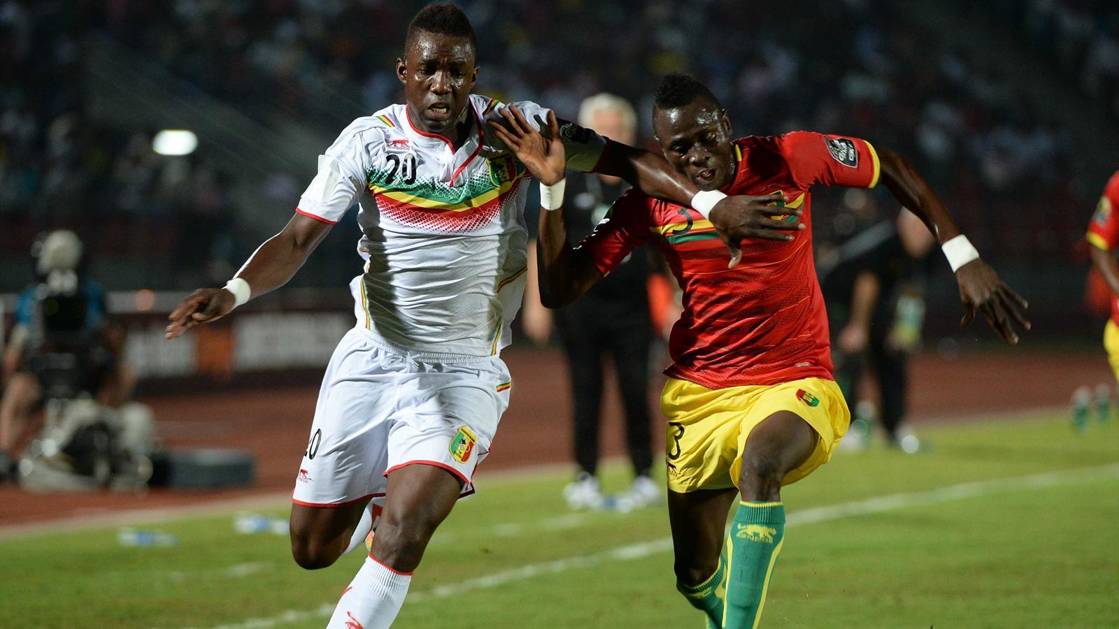 Can 2015, tirage au sort Guinée/Mali: Le Sily national passe, les aigles recalés...