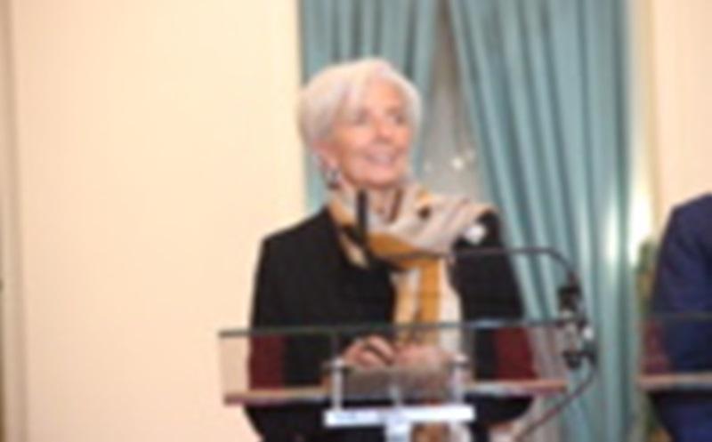 Christine Lagarde à l'Assemblée nationale: «Le moment est venu pour le « Lion rouge de rugir » »