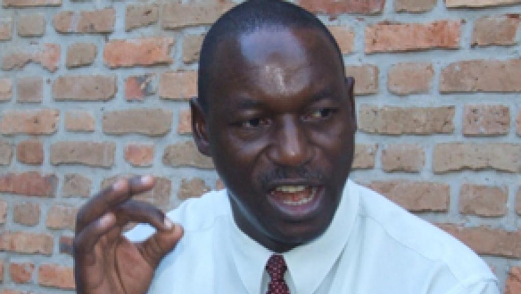 Le président de la Commission électorale nationale indépendante (Céni), Pierre-Claver Ndayicariye. DR
