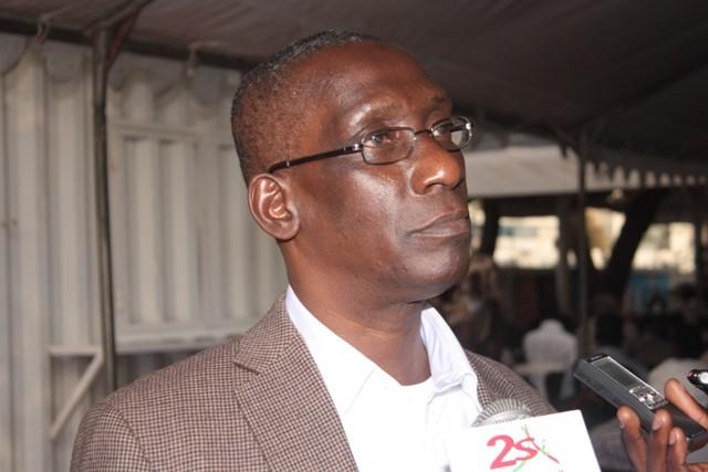 Victime d'un malaise, Mamadou Diop Decroix évacué à l'hôpital