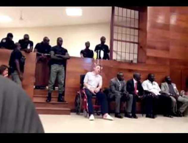 Direct-procès Karim Wade et cie. : Bibo se lave à grande eau devant la barre
