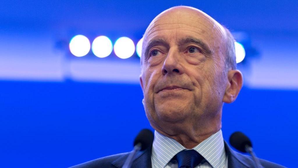 L'ex-Premier ministre Alain Juppé a récusé la stratégie du «ni-ni». AFP PHOTO / KENZO TRIBOUILLARD