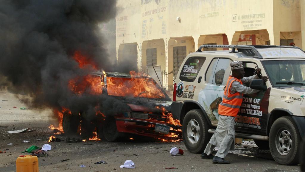 Nigeria: attentat à la sortie d'un meeting de Goodluck Jonathan
