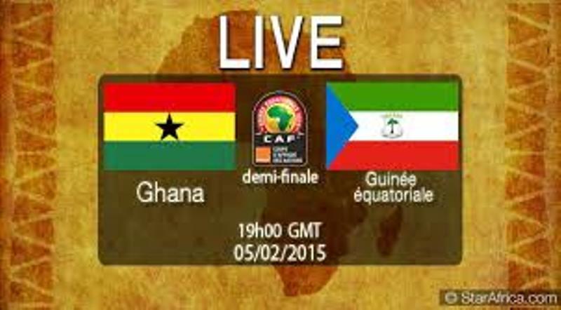 """CAN 2015 1/2 finale-Ghana 3-0 Guinée Equ.: """"Black Stars"""" et """"Eléphants"""" pour le remake de la finale de 1992"""