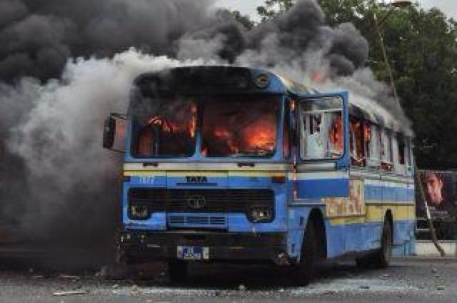 Affaire du bus DDD brûlé : Victor Sadio Diouf se livre à la police