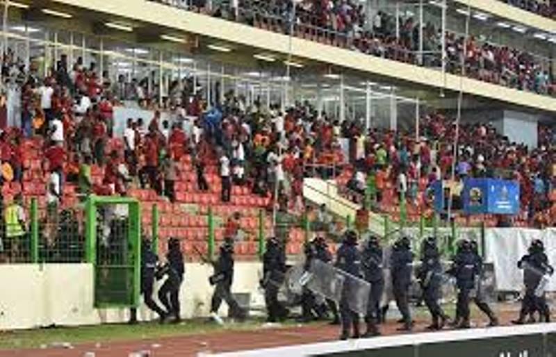 Incidents lors de Ghana-Guinée Equatoriale: la CAF sévit