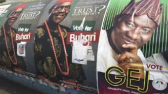 Duel électoral au Nigeriaa