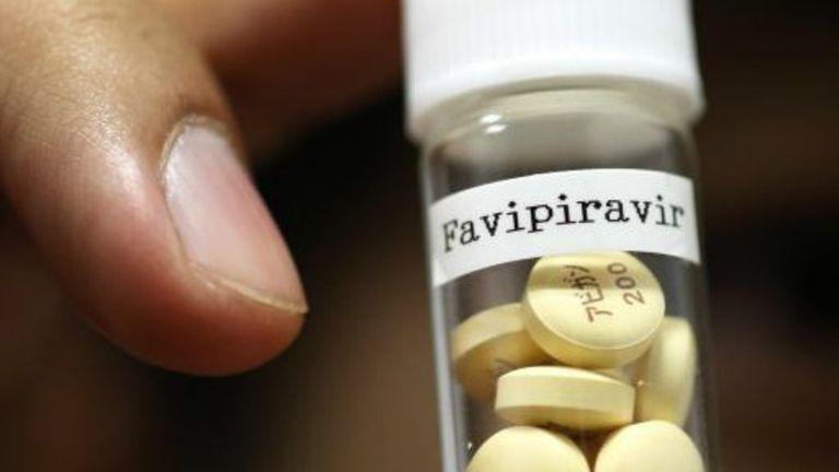 Le favipiravir