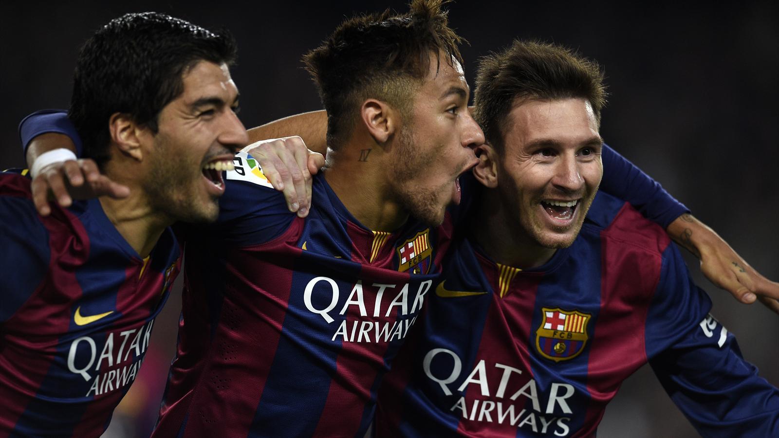 Liga : Le Barça s'impose à Bilbao (2-5) et revient à un point du Real