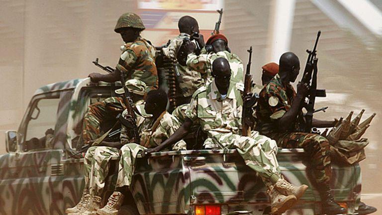 Certains membres de l'ex-Séléka occupent illégalement des édifices publics.