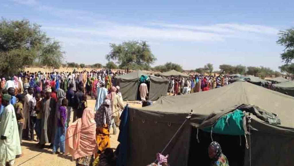 Les autorités nigériennes craignent que des combattants de Boko Haram soient infiltrés parmi les déplacés arrivés dans la zone de Diffa. © Katy Thiam/OCHA Niger