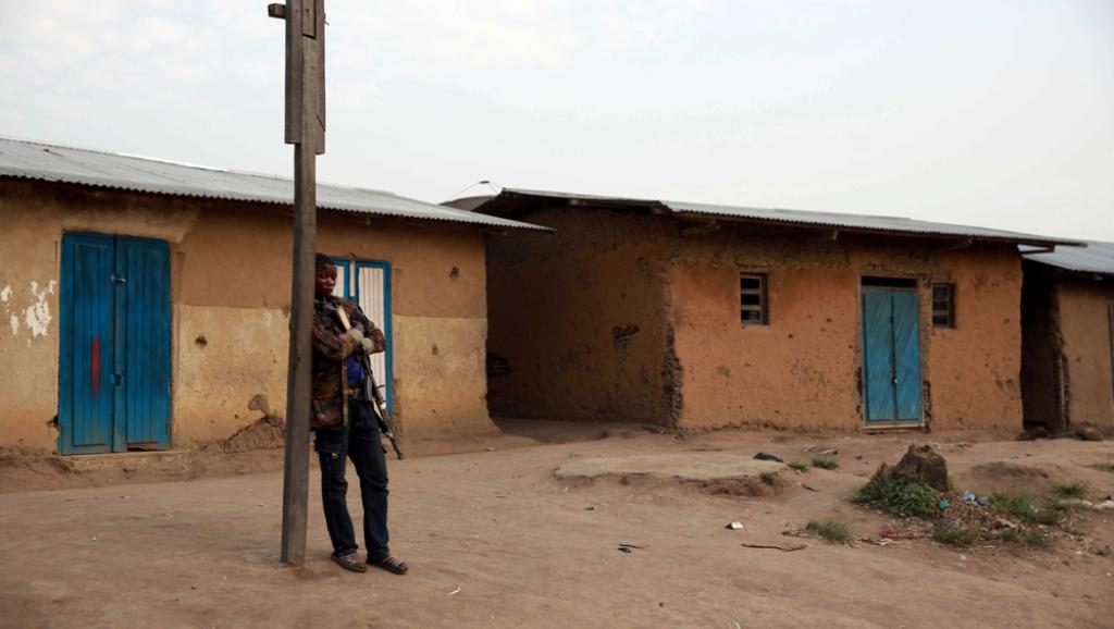En Afrique, le phénomène des enfants soldats reste une préoccupation