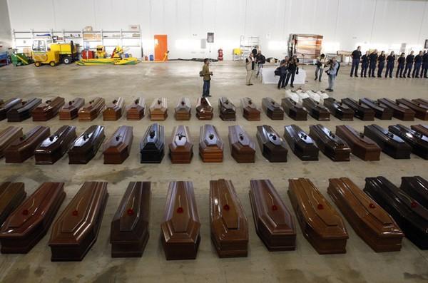 5 Sénégalais ont péri dans les naufrages de Lampedouza