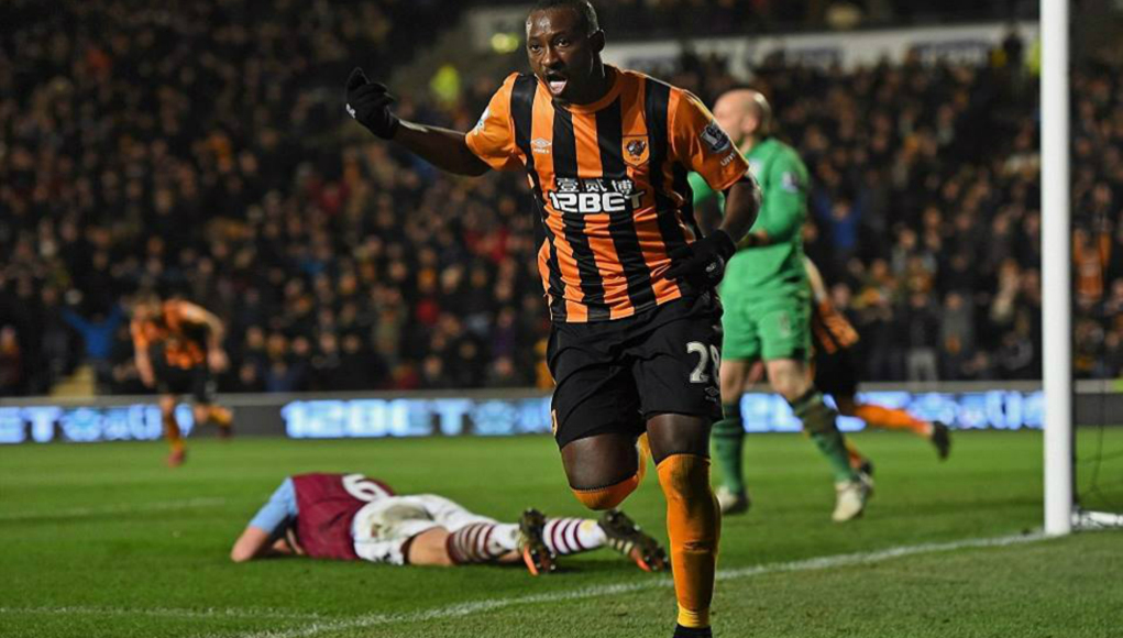 Dame Ndoye a diminué  son salaire pour Hull City