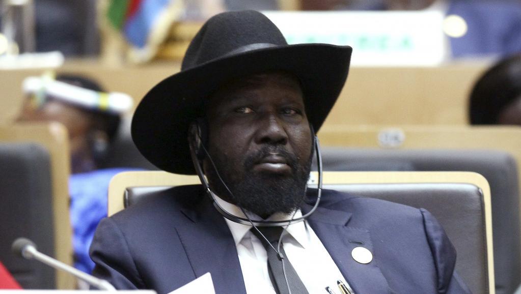 Le mandat de l'actuel chef de l'Etat sud-soudanais, Salva Kiir, est donc prolongé. REUTERS/Tiksa Negeri