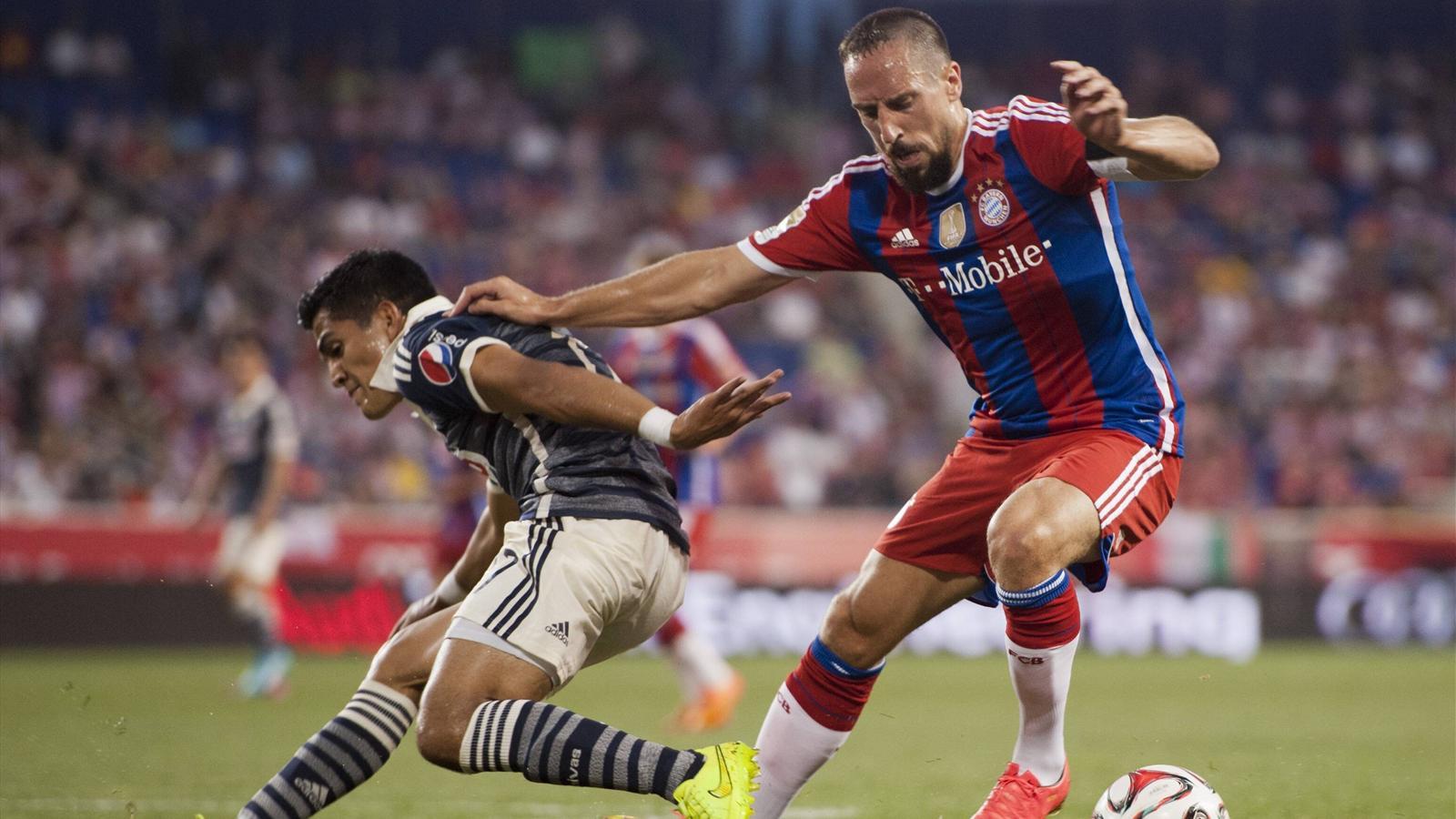 Ligue des Champions : Annoncé remplaçant, Ribéry doit-il craindre pour son statut au Bayern ?