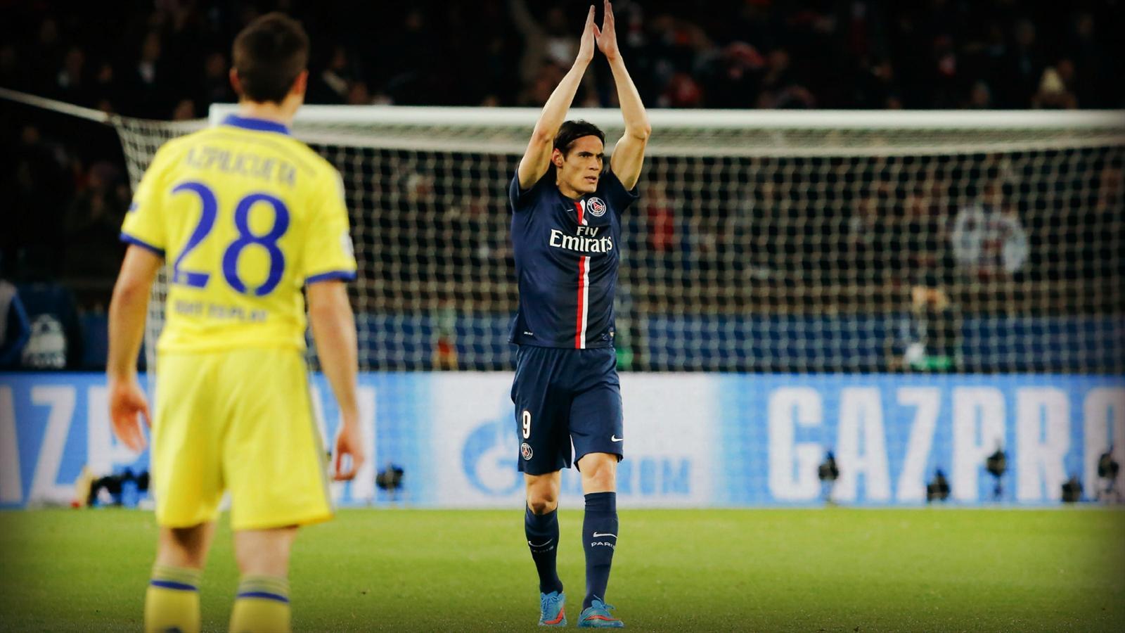 PSG-Chelsea : Edinson Cavani a enfin vécu son grand soir avec Paris, il était temps