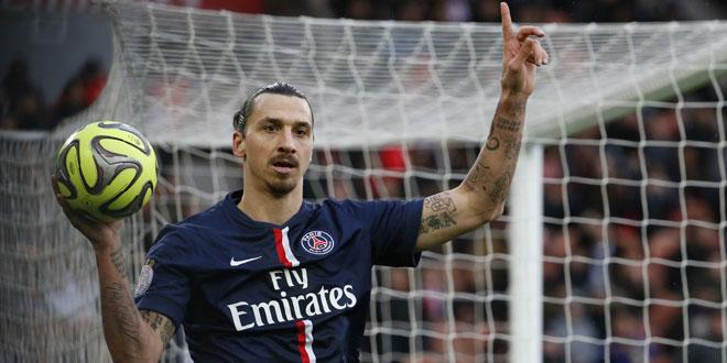 Alain Casanova encense Zlatan Ibrahimovic