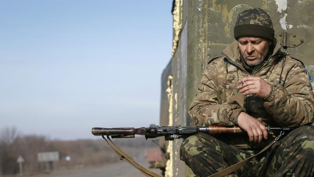 Ukraine: difficile d'entrevoir une accalmie dans l'est du pays