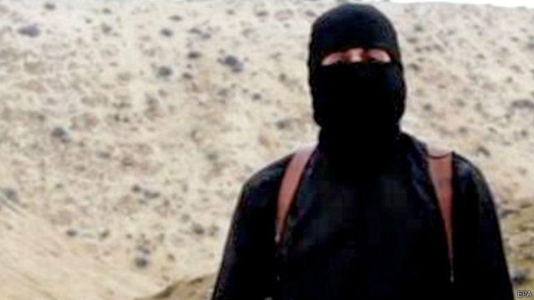 """Jihadi John"", le djihadiste de l'EI identifié"