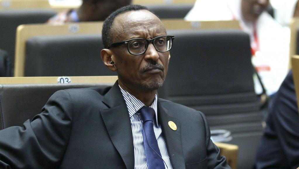 Paul Kagame lors d'une réunion des chefs d'Etat de l'Union africaine, le 30 janvier 2015. REUTERS/Tiksa Negeri