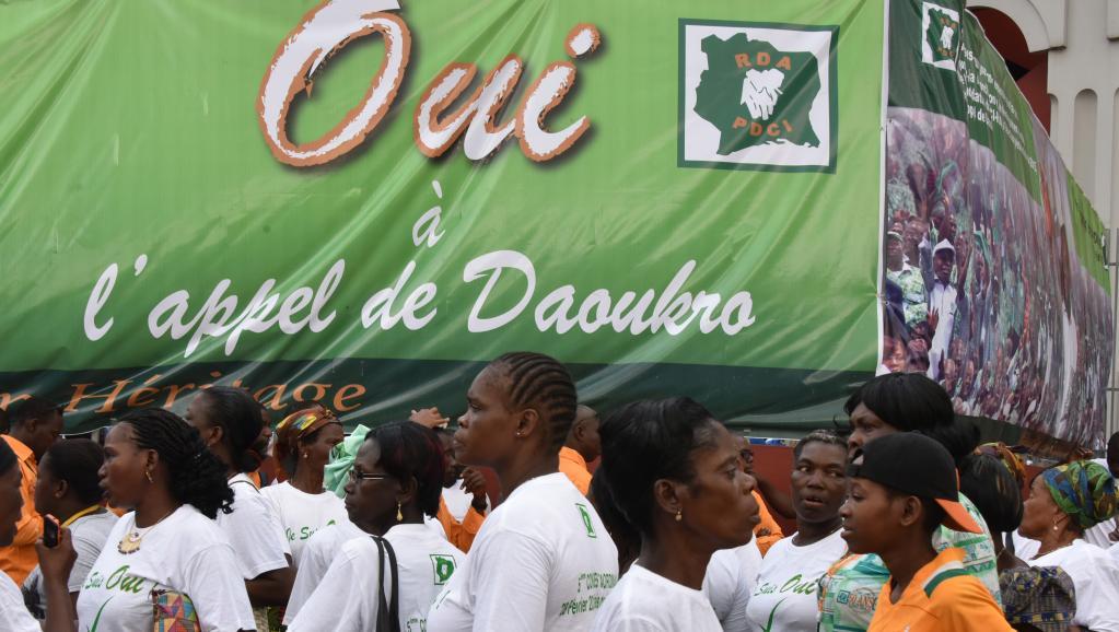 Côte d'Ivoire: malgré des contestations, l'appel de Daoukro adopté
